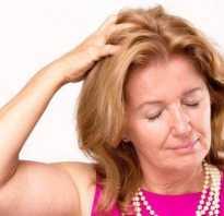 Боль в темечке головы
