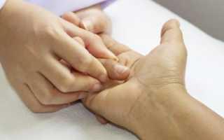 Упражнения для разработки пальца при контрактуре