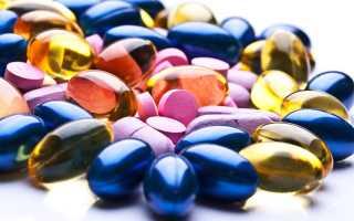 Витамины с магнием калием и кальцием