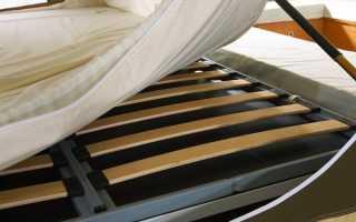 Какое основание для кровати лучше